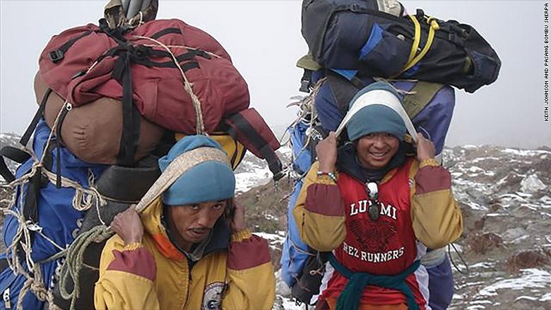 sherpas duo
