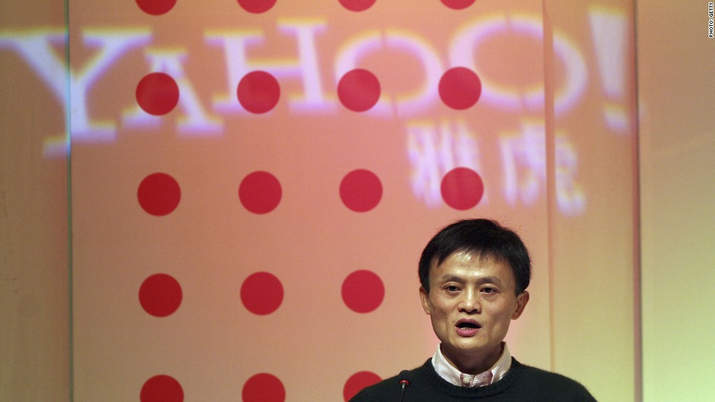 Yahoo and Alibaba: Misery loves company