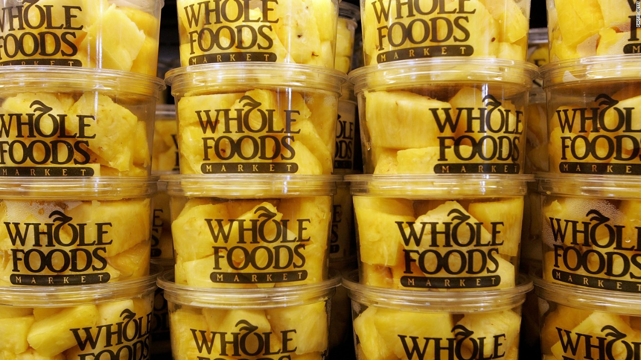 Whole Foods Start Up Costs