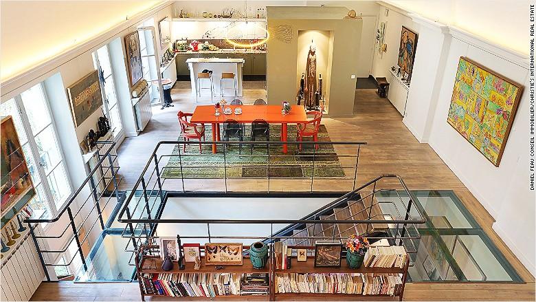 Paris Apartment Christies $2 million