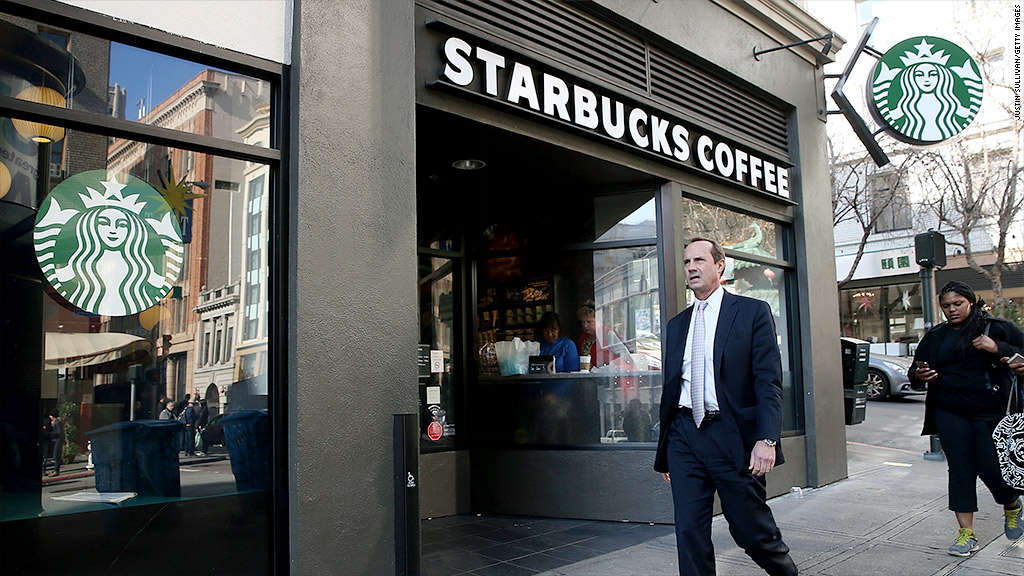 Is Starbucks unstoppable?