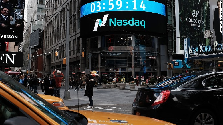 Nasdaq makes a play for startups