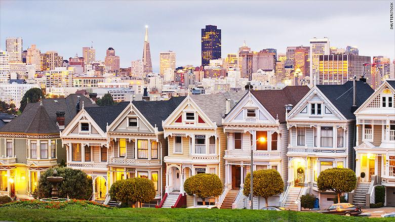top luxury housing markets san francisco