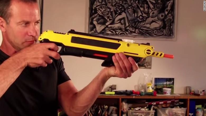 weird gadget salt bug gun