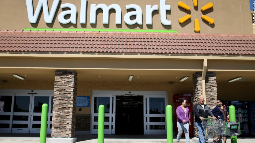 Good news for Walmart workers is bad for investors