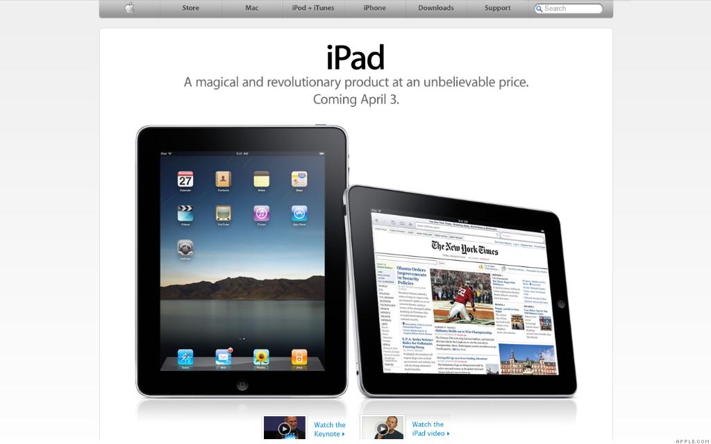 apple.com ipad 3-8-10