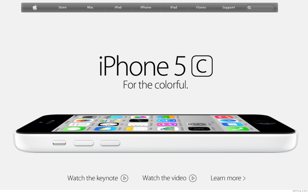 apple.com iphone 5c 10-21-13