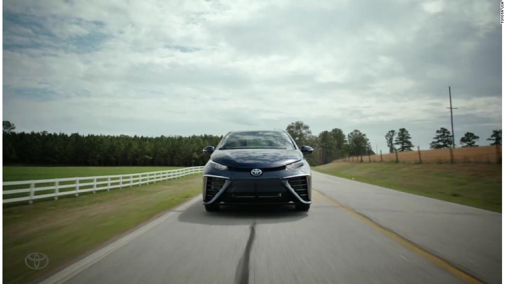 Toyota: This car runs on bulls***