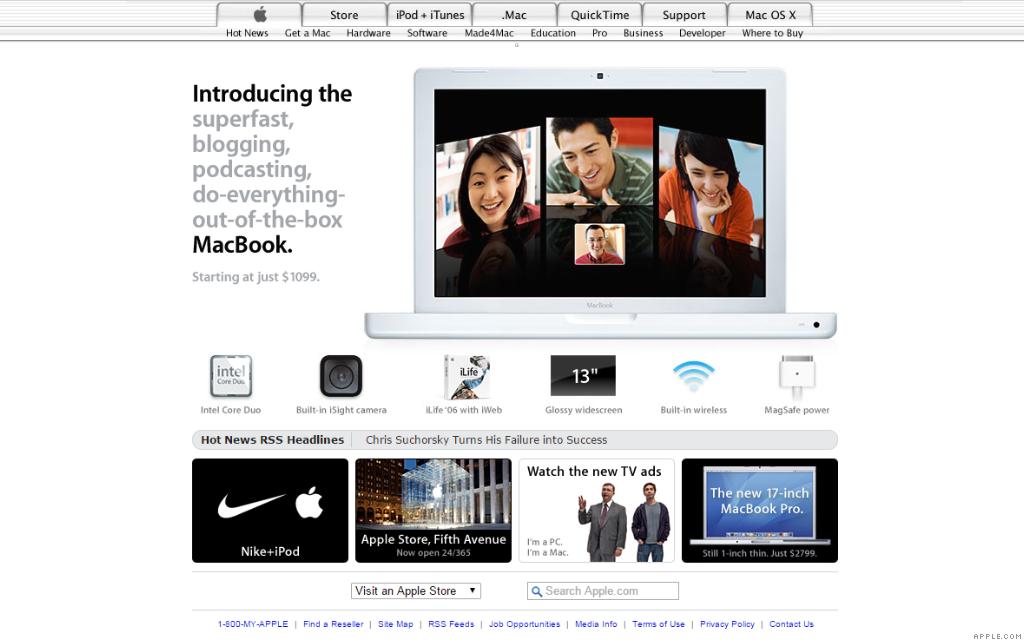 apple.com macbook 6-1-06