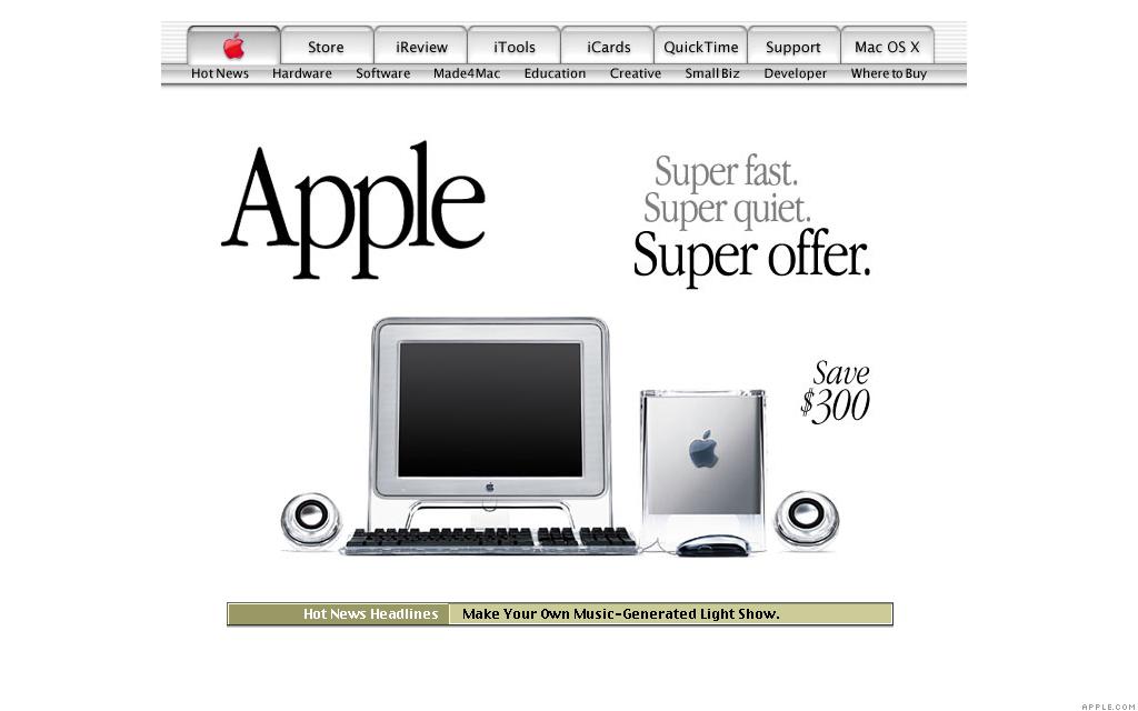 power mac g4 cube oct 14 2000 the history of apple com cnnmoney rh money cnn com