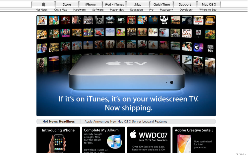 apple.com tv 4-1-07