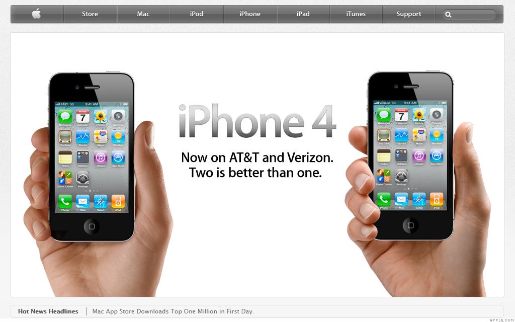 verizon iphone 4 user manual download