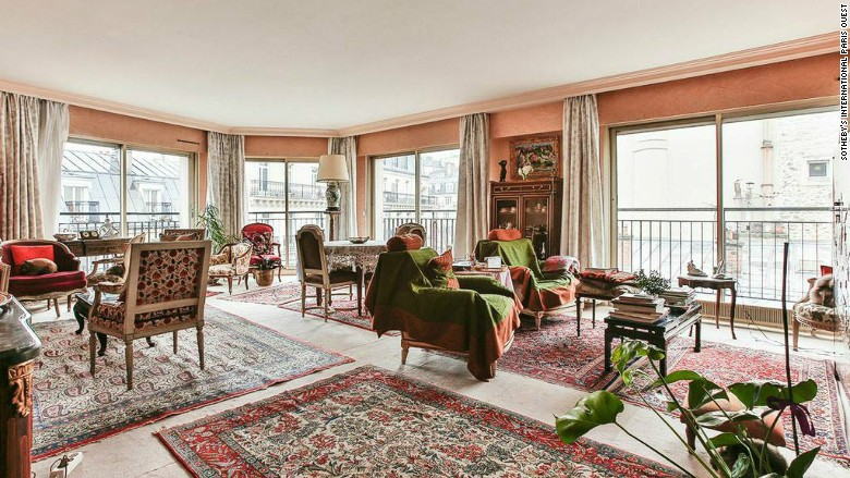 Paris apartment sothebys
