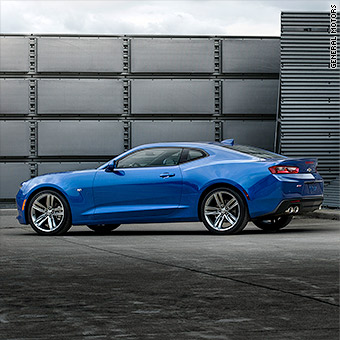 With The 4 Cylinder Engine Gm Predicts Camaro Will Be Able To Get Over 30 Miles Per Gallon On Highway Making It Most Fuel Effecient