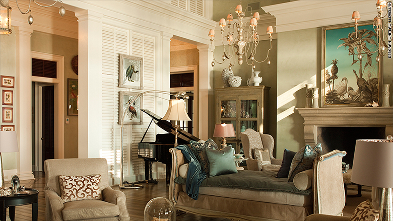 paul deen home living room