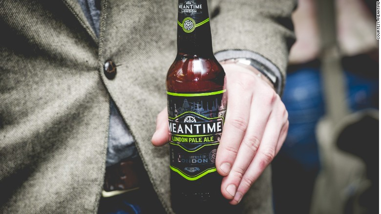 meantime london brewery