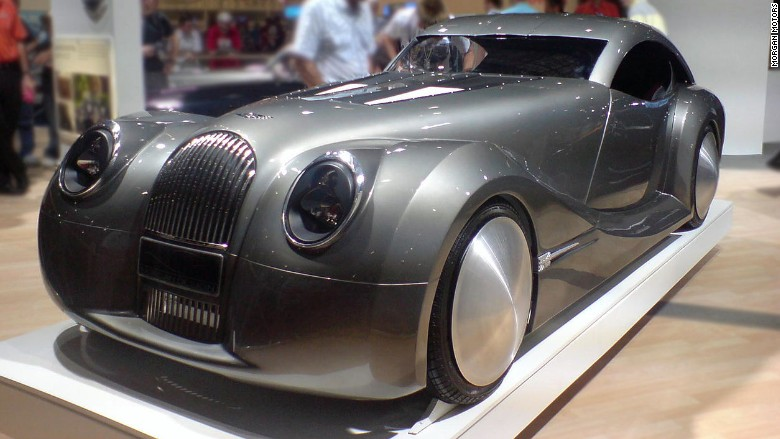 morgan life car