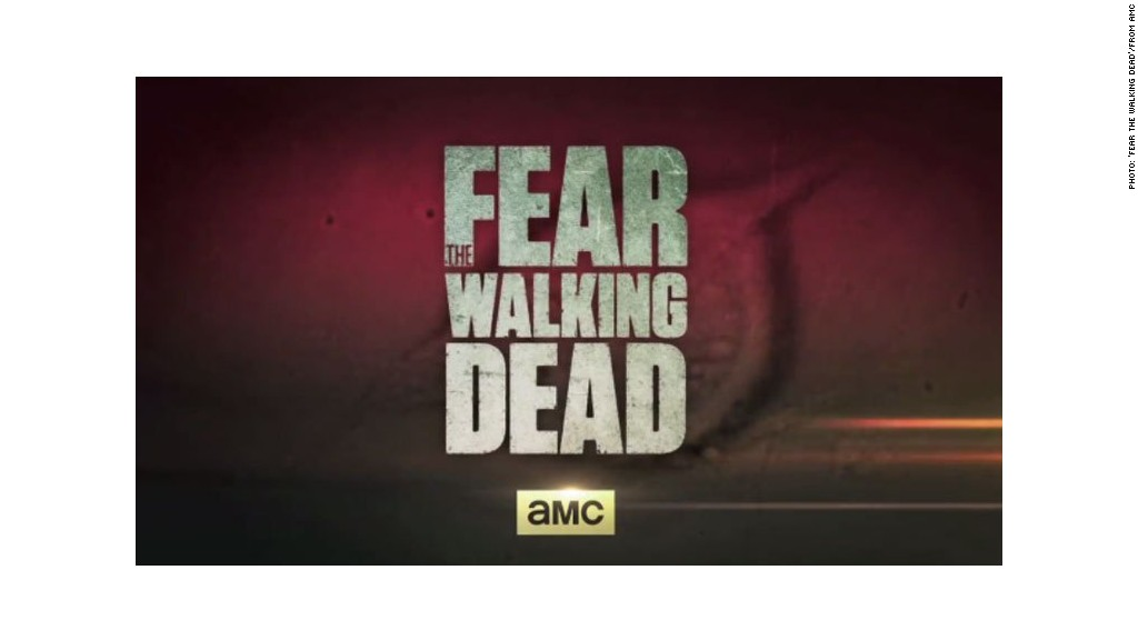 AMC Exec. on 'Fear the Walking Dead'