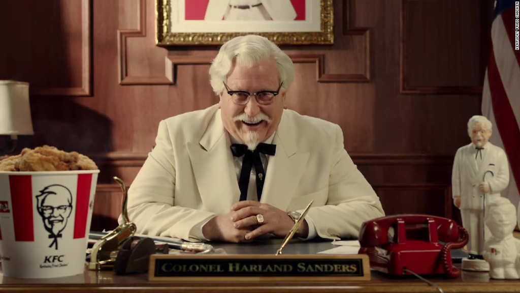 'SNL' veteran stars in KFC's latest ad