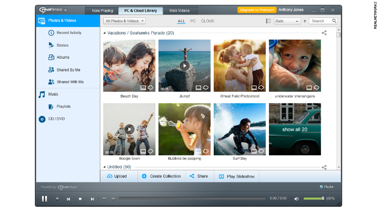 realtimes instant slideshow pc