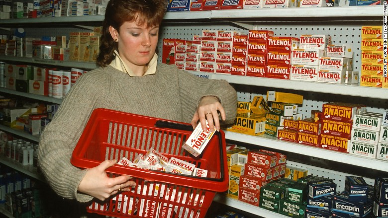 tylenol 1982 recall
