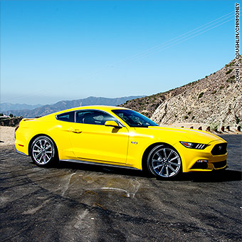 The New Ford Mustang Hybrid Will Use Electric Motors As Well A Gasoline Engine 2017 Gt Is Shown