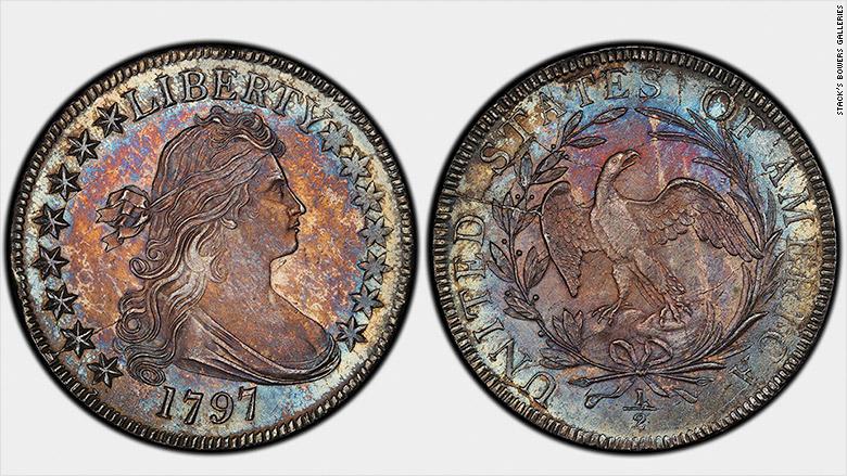 1797 half dollar