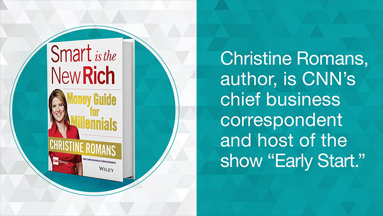 christine romans book