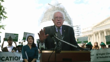 The Bernie Sanders plan to fix income inequality