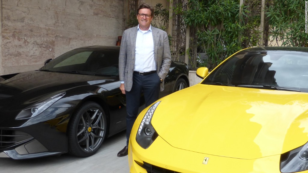 A day in the life of a Monaco car enthusiast