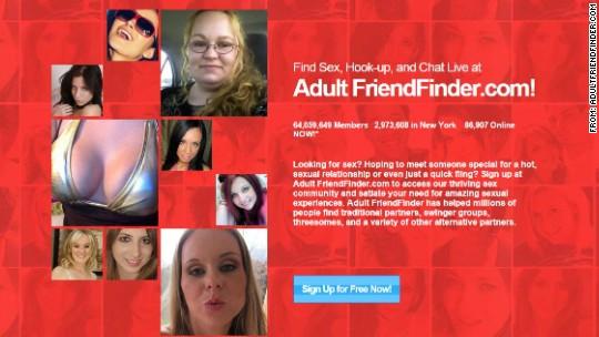 Adult friend finder gay