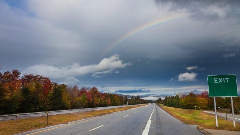 economy rainbow