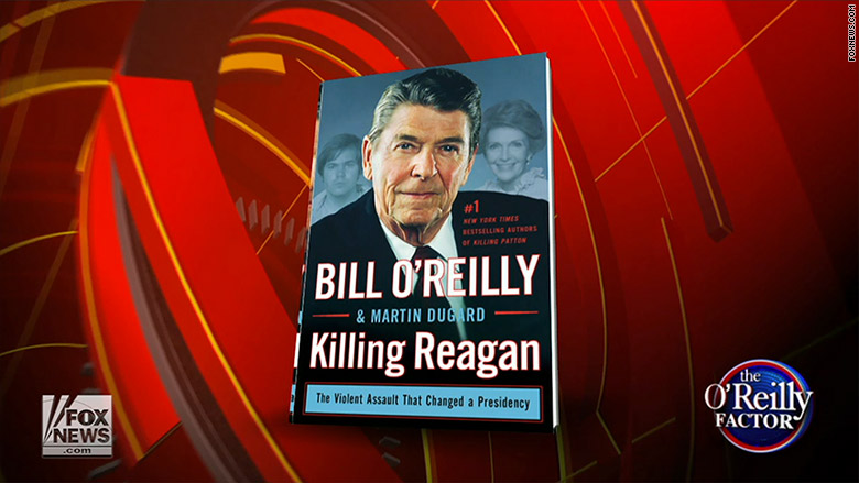 bill o'reilly book