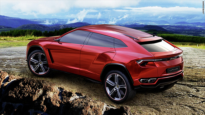 Lamborghiniu0027s New SUV Will Be Built Right Where It Should Be    Italy. And  The Legendary Sports Car Maker Is Aiming At The Family Market.
