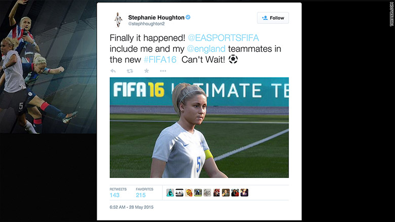 stephanie houghton tweet