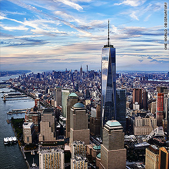 Here S What A Trip To The World Trade Center Will Cost You