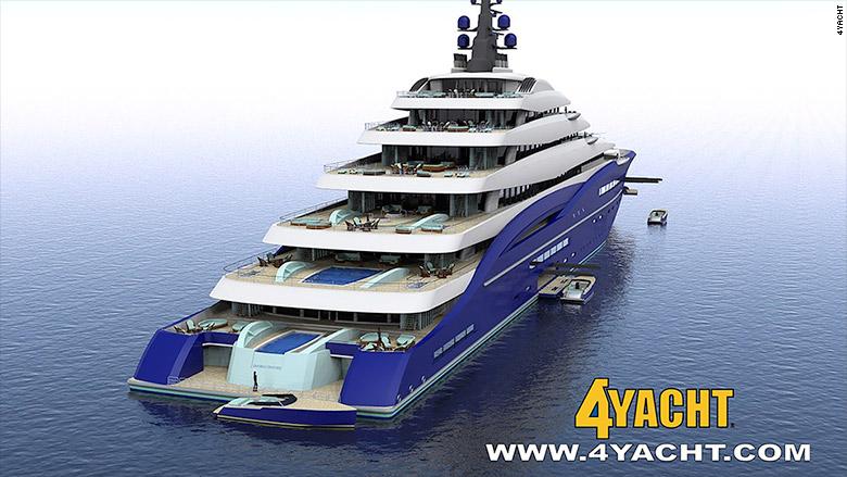 4yacht rear