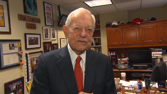 Bob Schieffer on the past, present and future of journalism