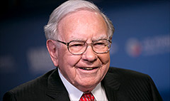 Bidding for lunch with Warren Buffett tops $1 million