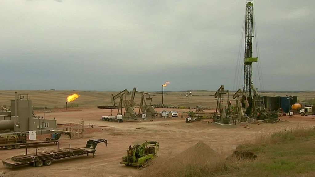 U.S. oil: From boom to bust?