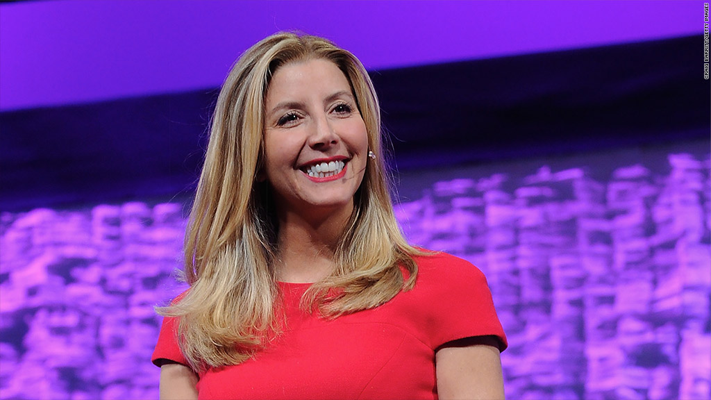 How Spanx founder turns failure into success