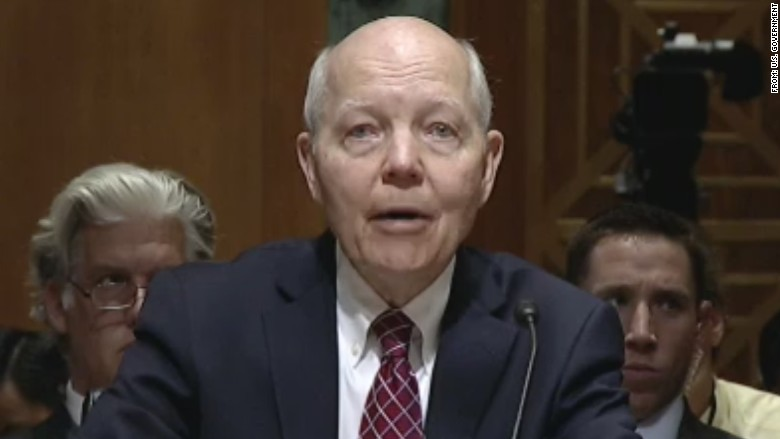 koskinen senate hearing 1