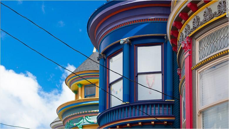 San Francisco rent market