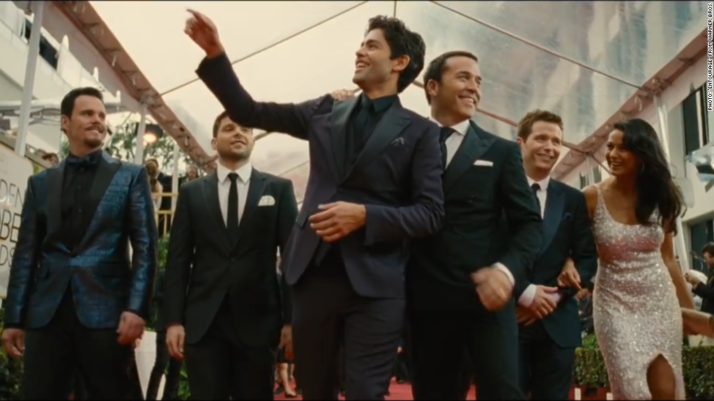 Can 'Entourage' beat Vinny Chase at the box office?