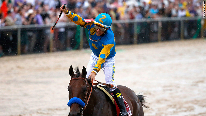 Belmont Stakes Would Be Big Win For American Pharoah Jockey But Not Money
