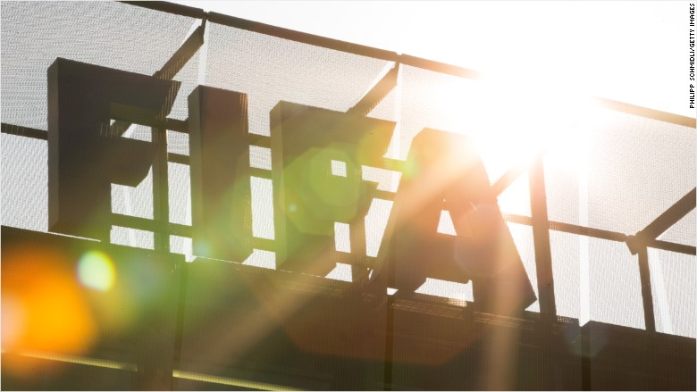 fifa logo brand