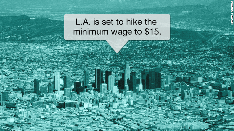 la county minimum wage