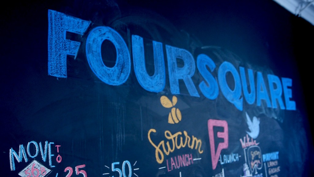 Foursquare CEO: In two years, Yelp will be 'laughable'