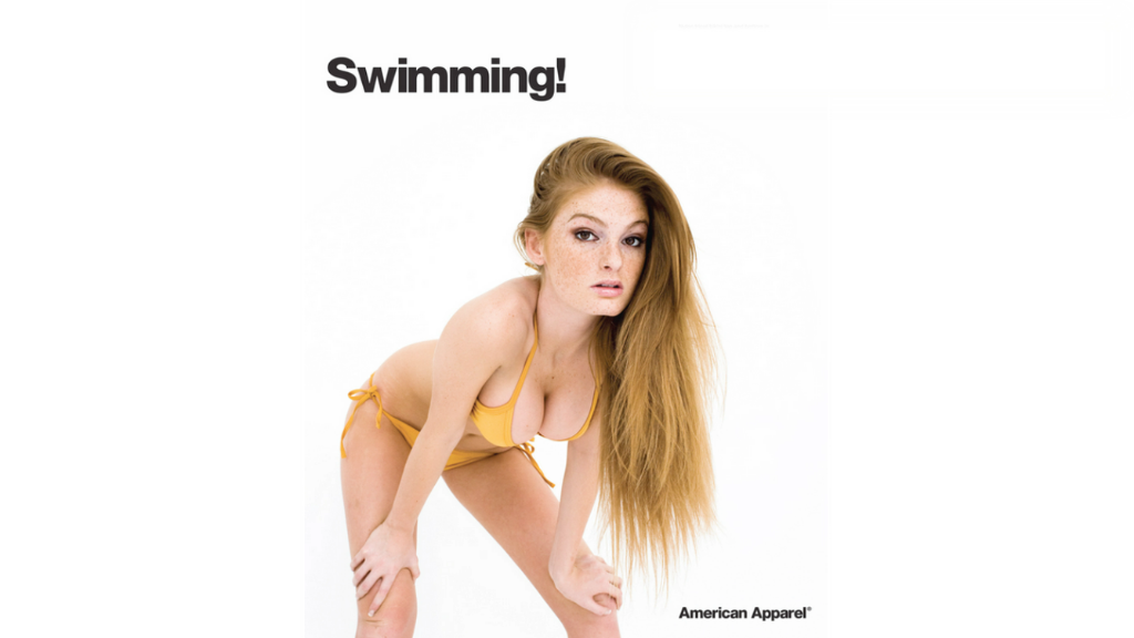 Success, with less sex, for American Apparel