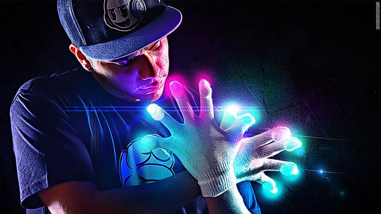 emazinglights gloves